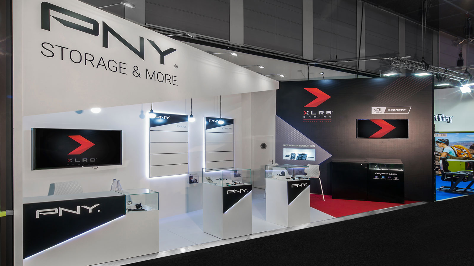 Stand-Design-PNY-Technologies-IFA