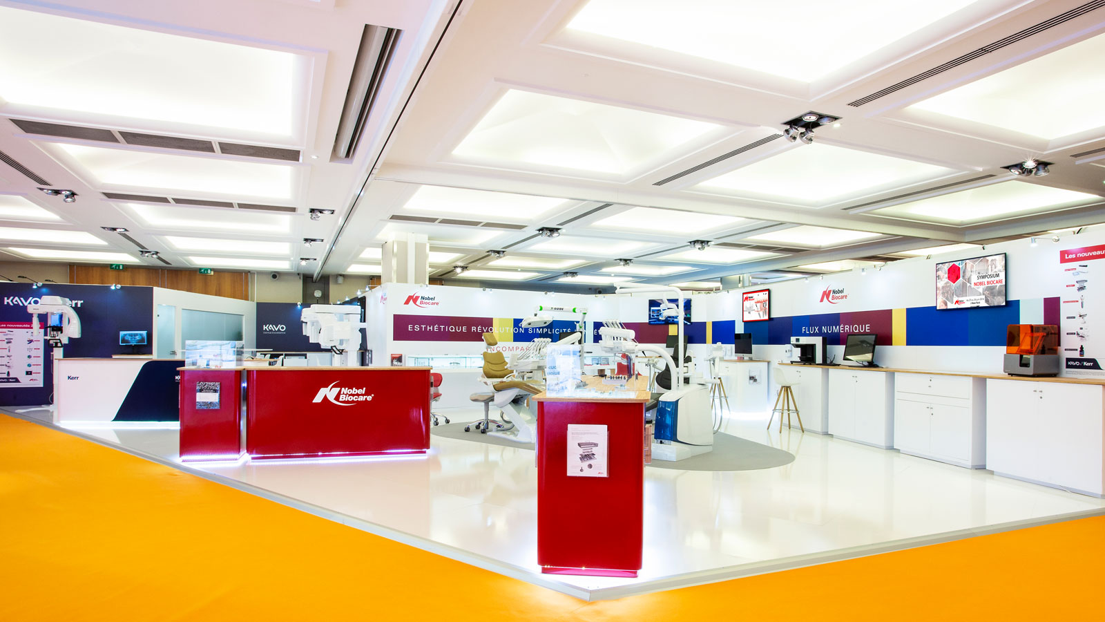 Stand-design-Nobel-Biocare-Dental
