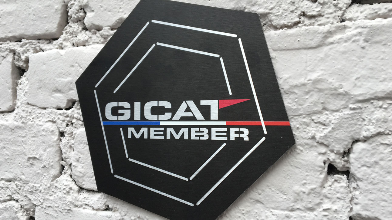 Stand-Gicat-Marketing-Label