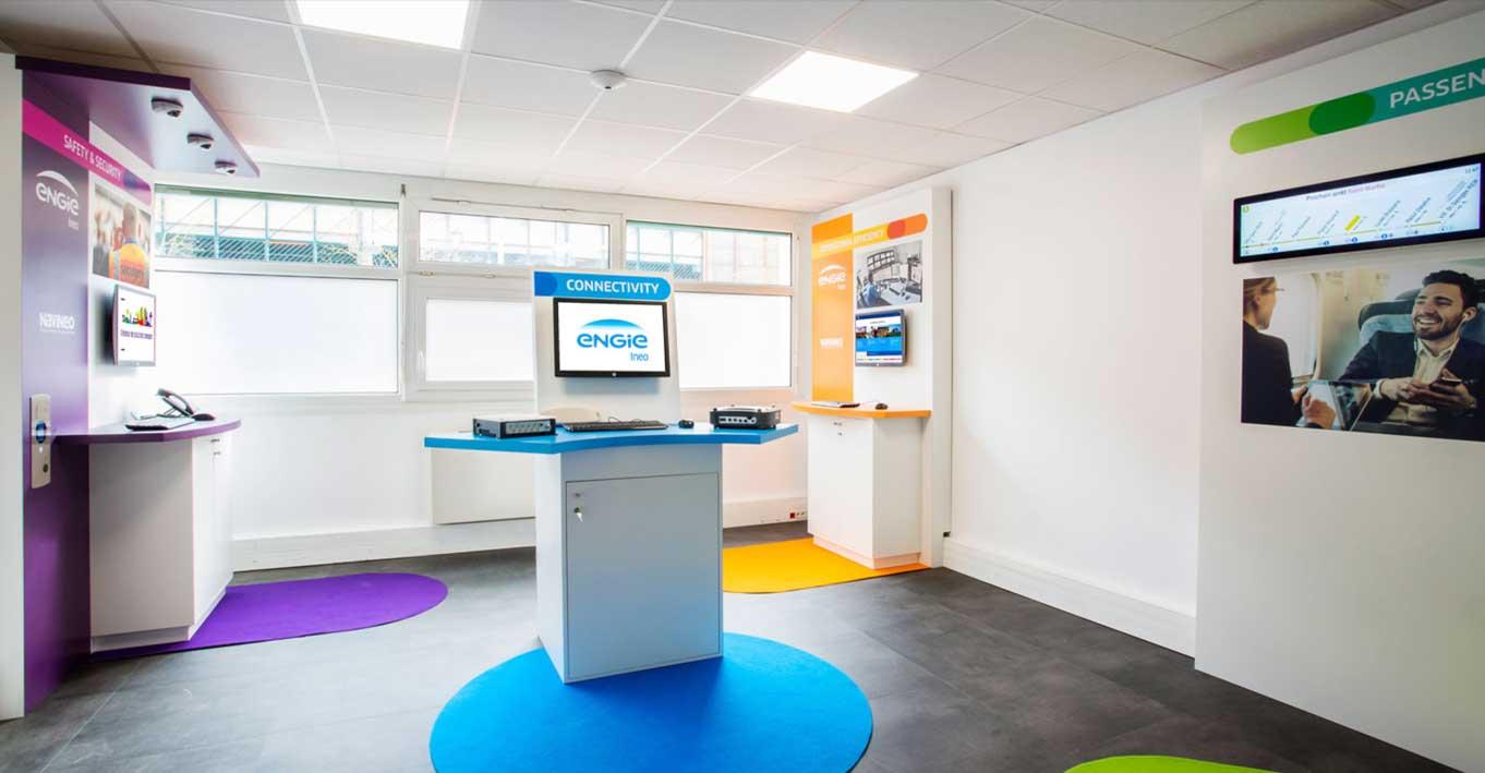 Live & Co est une agence de design spécialisée dans la création de showroom entreprise en Ile-de-France