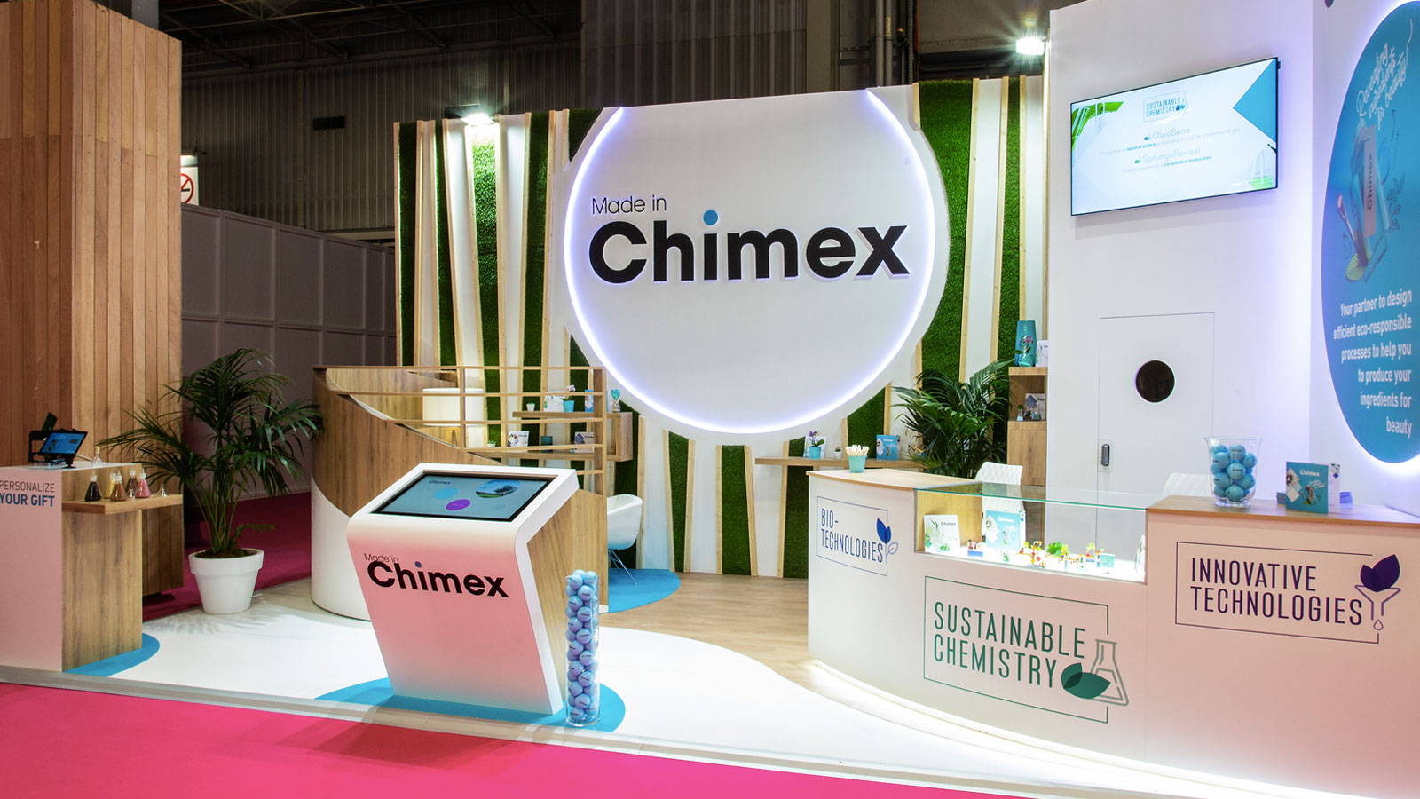 Stand-Design-Chimex-Incosmetics