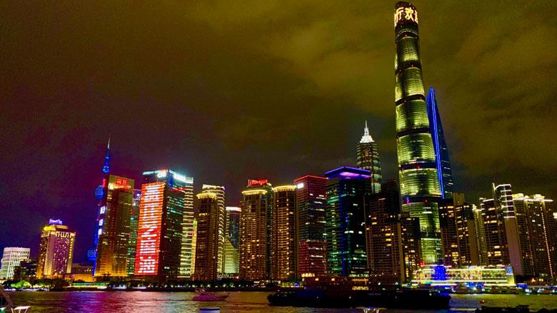 Shanghai-Skycraper