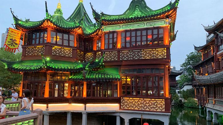 Shanghai-TeaHouse