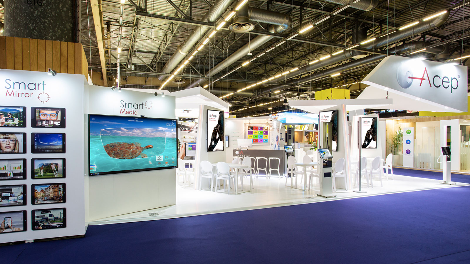 Stand-Design-Acep-Silmo-Triangle