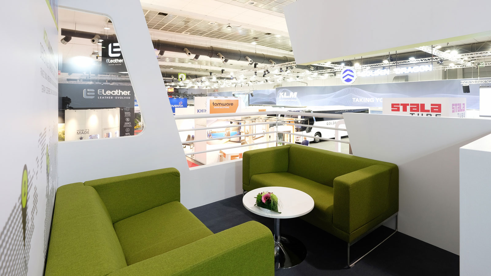 Stand-Design-Actia-Busworld-Lounge