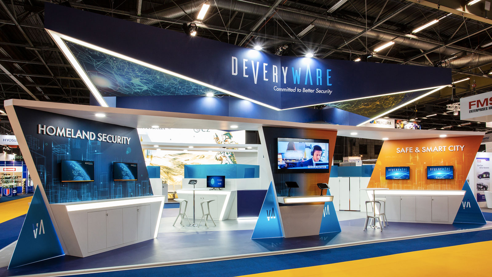 Stand-Design-deveryware-Milipol-Innovative